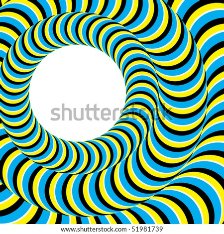 Slither Rings - stock vector