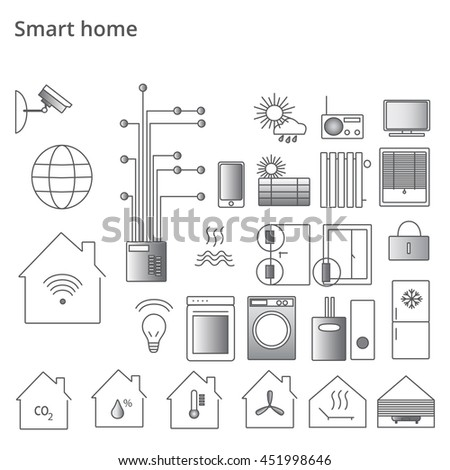 facility management icon stock photos royalty free images vectors shutterstock. Black Bedroom Furniture Sets. Home Design Ideas
