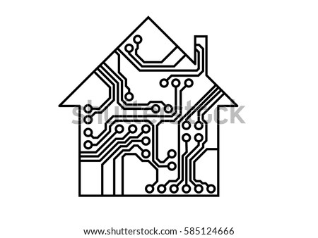 printed circuit board stock images  royalty