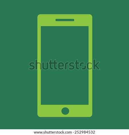 Smart Phone , smart phone isolated,  mobile phone,  cell phone, smart phone hand , mobile gadgets - stock vector