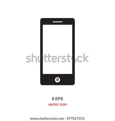 Smartphone icon EPS8, Smartphone icon vector, Smartphone icon web, Smartphone icon flat. Smartphone icon sign. Smartphone icon picture, Smartphone icon stock, Smartphone icon illustration. Smartphone - stock vector