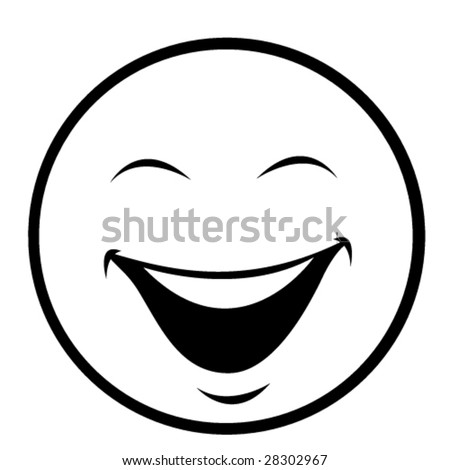 Smile - stock vector