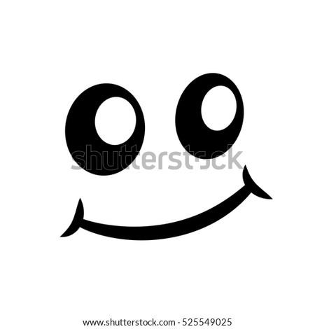 smile vector icon abstract vector symbol stock vector royalty free rh shutterstock com smiley vector free download smile vector black vector