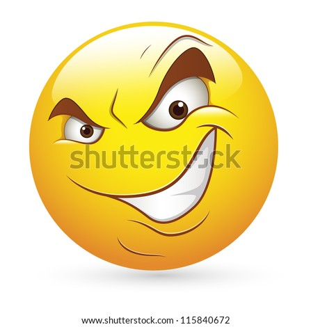 Evil Smile Stock Photos, Images, & Pictures | Shutterstock