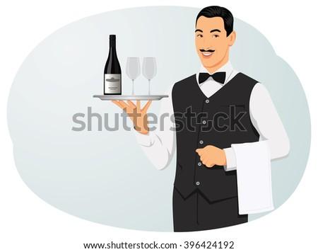 Butler Waiter