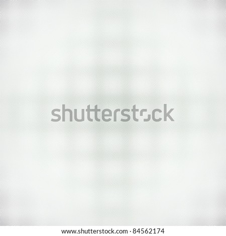 Smooth and elegant vector background, crossed wavy lines seamless pattern. - stock vector