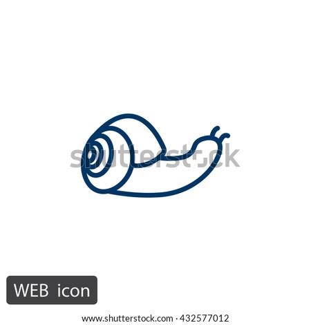 Snail icon.Snail icon Vector.Snail icon Art.Snail icon eps.Snail icon Image.Snail icon logo.Snail icon Sign.Snail icon Flat.Snail icon design.Snail icon app.Snail icon UI.icon Snail web. - stock vector