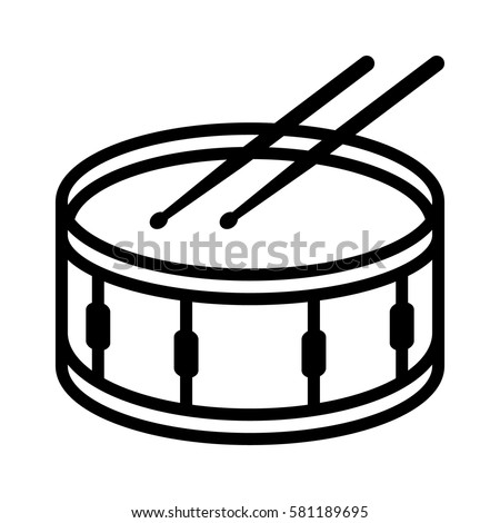 snare drum side drum drumsticks musical stock photo photo vector rh shutterstock com Snare Drum Clip Art Template Snare Drum Drawing