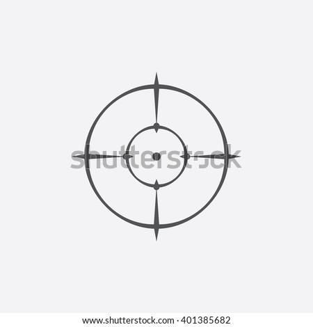 Sniper aim icon. Sniper aim icon vector. Sniper aim icon simple. Sniper aim icon app. Sniper aim icon new. Sniper aim icon logo.Sniper aim icon sign.Sniper aim icon ui.Sniper aim icon draw.Sniper aim. - stock vector