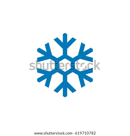 snowflake logo stock images royaltyfree images amp vectors