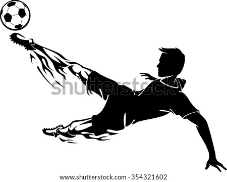 Football Kick Stock Images Royalty Free Images Amp Vectors