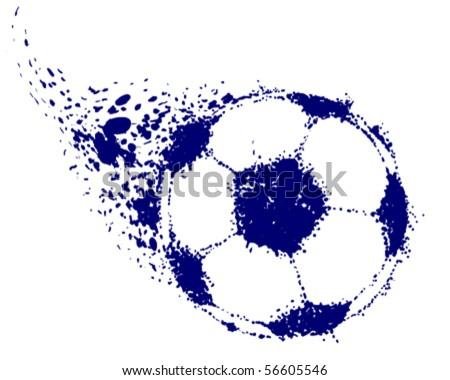 Soccer Ball - stock vector