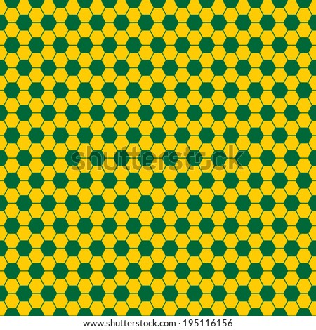 Soccer ball vector seamless pattern, texture. Football pattern. Template for the manufacture of wallpaper on the walls, textiles, paper packaging, interior design rooms. Background for sports schools. - stock vector