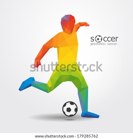 how to play striker position in soccer