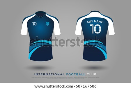 Sports jersey stock images royalty free images vectors for Softball uniform design templates