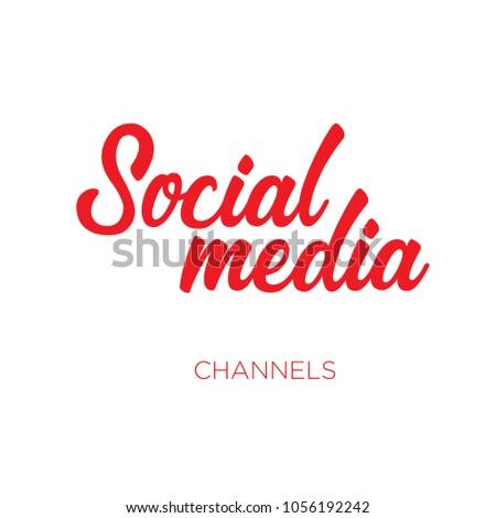 stock-vector-social-media-calligraphy-ha