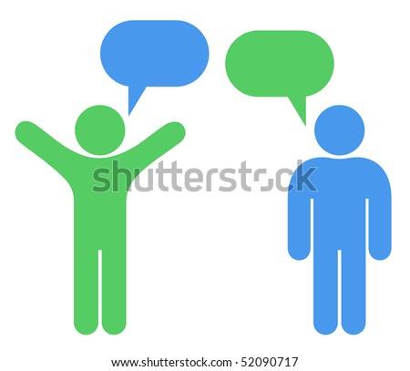 Social Media. Communication Concept. - stock vector