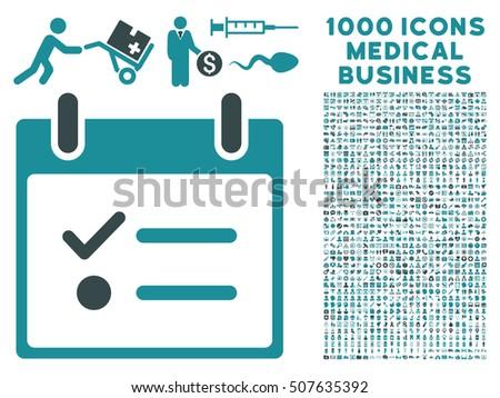 Soft Blue Todo List Calendar Day Stock Vector 507635392 Shutterstock