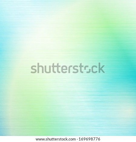 Soft Colored Abstract Background. Vector Illustration - stock vector