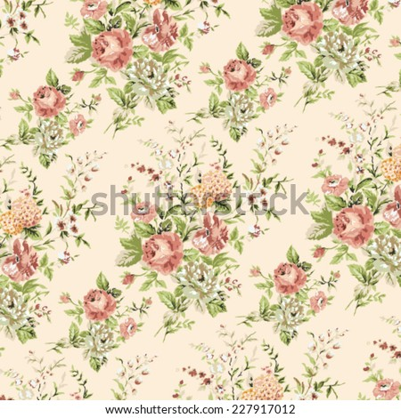 soft texture of roses - stock vector