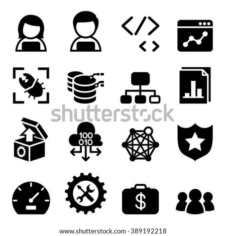 Software Development Software Design Computer Programming Stock