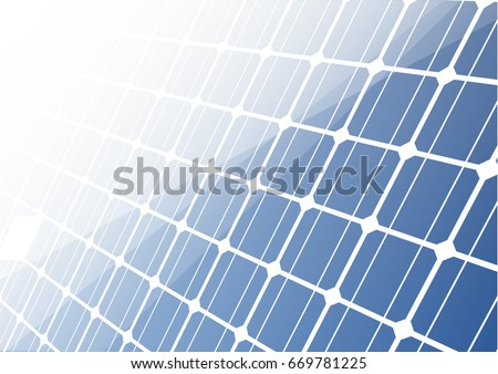 Solar Cell Background Wallpaper Presentation Texture Reflective