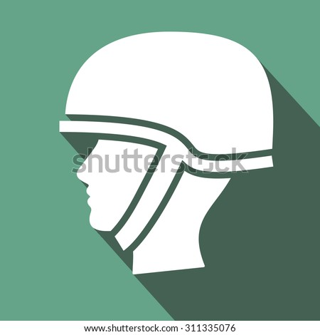Soldier icon - stock vector