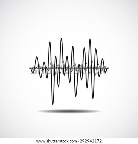 how to draw sound waves in photoshop
