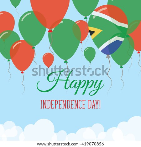 the independence of the south african The response to this rebellion was to set the tone for the constitutional developments that eventually resulted in the union of south africa its independence.