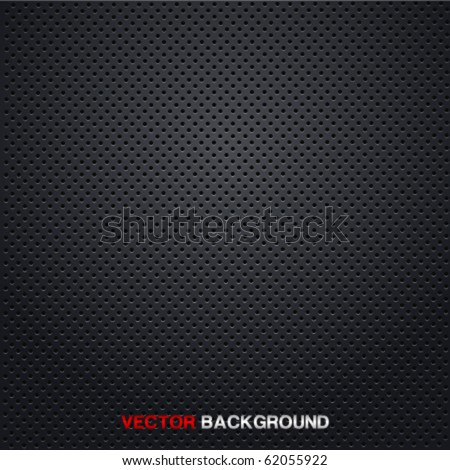 Speaker grill texture. Vector Illustration