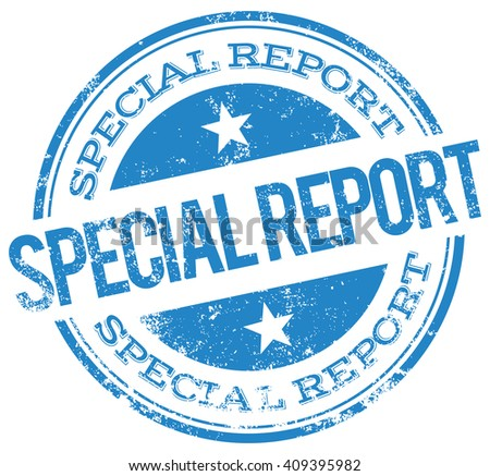 special report stamp
