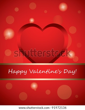 special Valentin`s Day background
