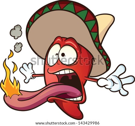 Chili Pepper Cartoon Stock Images, Royalty-Free Images & Vectors ...
