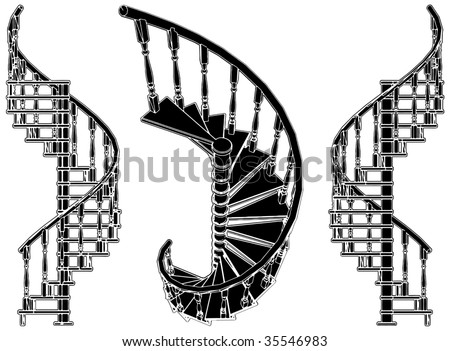 Stairs Fence Stock Photos Royalty Free Images Amp Vectors