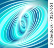 Spiral whirl movement. Abstract background. Vector illustration. - stock photo