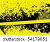 splash - stock vector