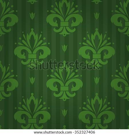 Shutterstock 上sopelkin的 Royal Seamless Patterns 组合