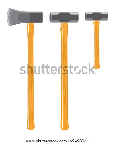 Sledge-hammer Stock Images, Royalty-Free Images & Vectors ...