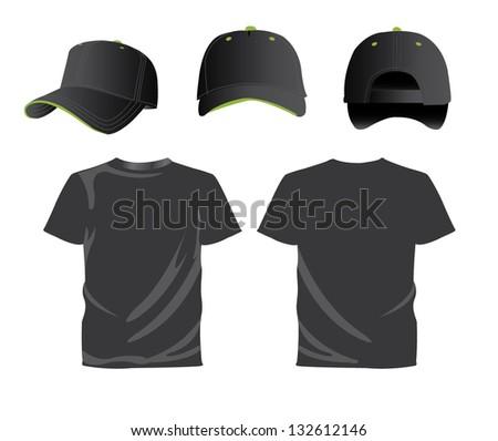 Sport black - stock vector