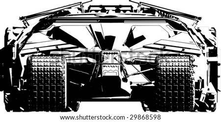 Sport Car Vector 02 - stock vector