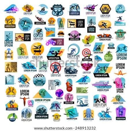 sport product logos