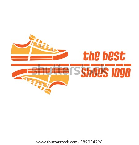 Shoe Logos Brand Stock Photos, Royalty-Free Images & Vectors ...