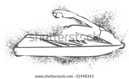 Sporty Small - stock vector