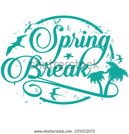 Spring Break Stock Images, Royalty-Free Images & Vectors ...