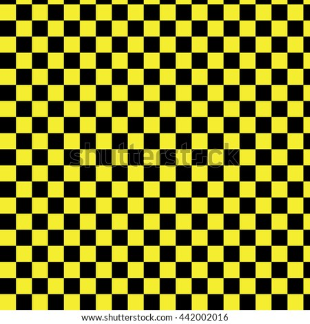 Square abstract background. Abstract checkered design. Pattern was made from squares. Vintage checkered table in retro style.