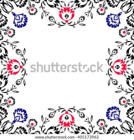 Floral Motif Stock Photos RoyaltyFree Images Amp Vectors