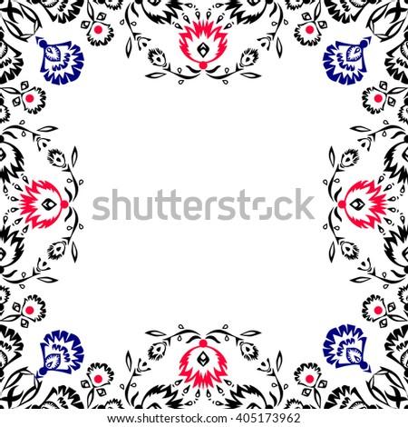 Floral Motif Stock Photos RoyaltyFree Images Amp Vectors