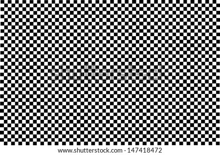 squares - black and white - EPS10 - stock vector