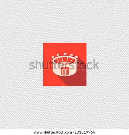 Stadium Design App Stadium Web Symbol App
