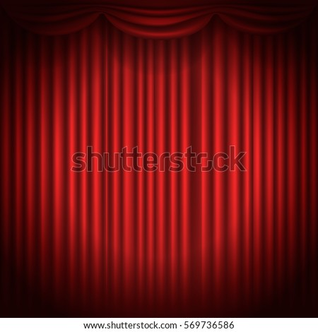 Theatre Curtains Stock Images, Royalty-Free Images & Vectors ...
